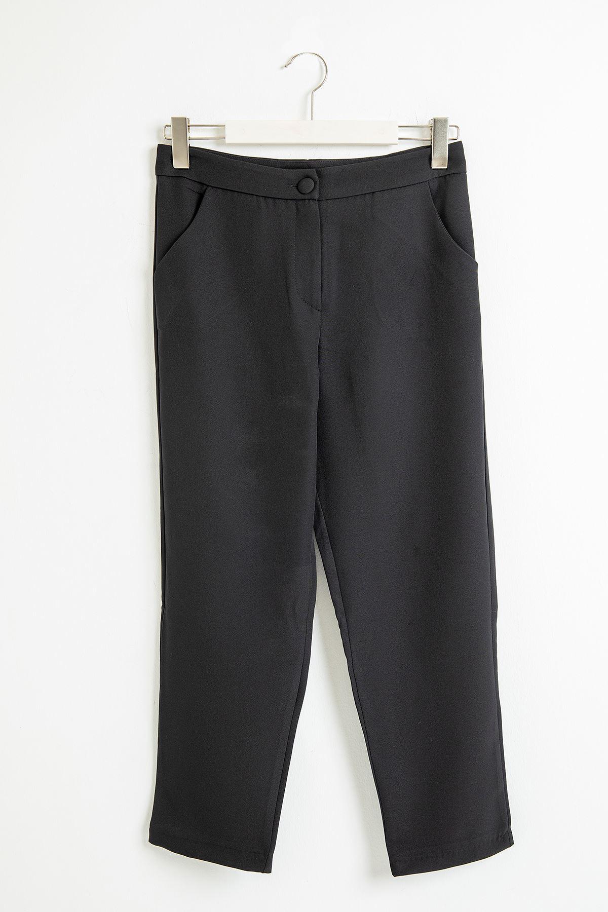 Atlas Pantolon-Siyah