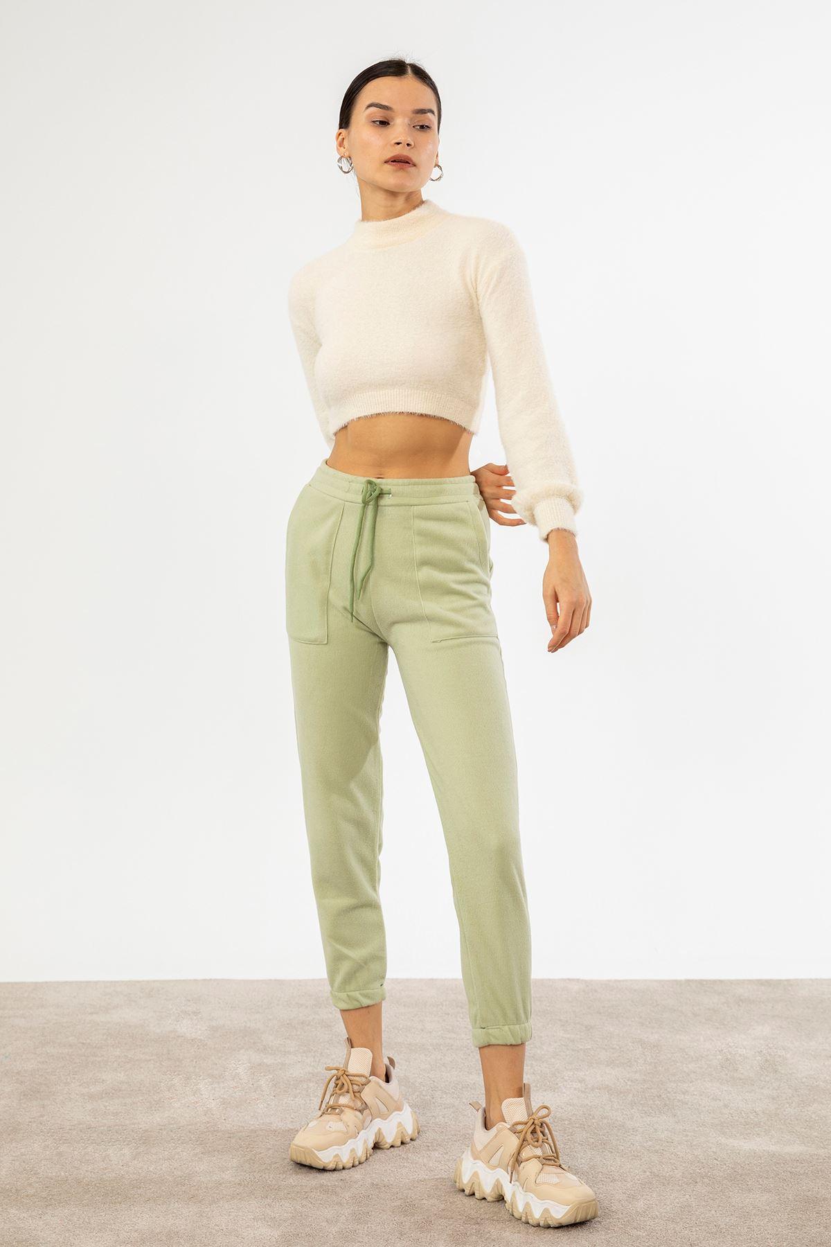 Cepli Pantolon-Mint
