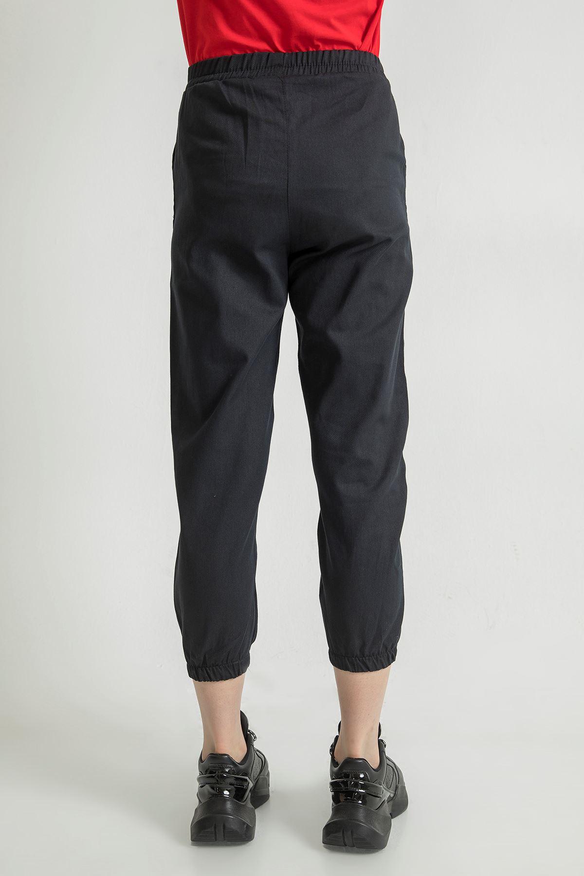Kargo Pantolon-Siyah