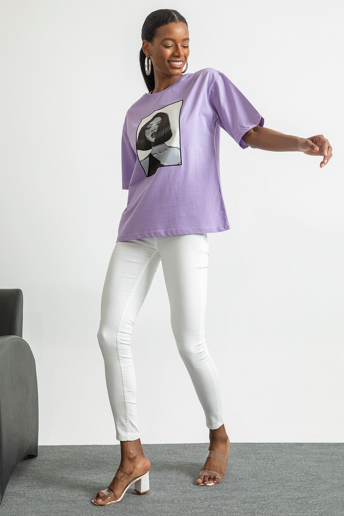 Cepsiz Skinny Jean Pantolon-Beyaz