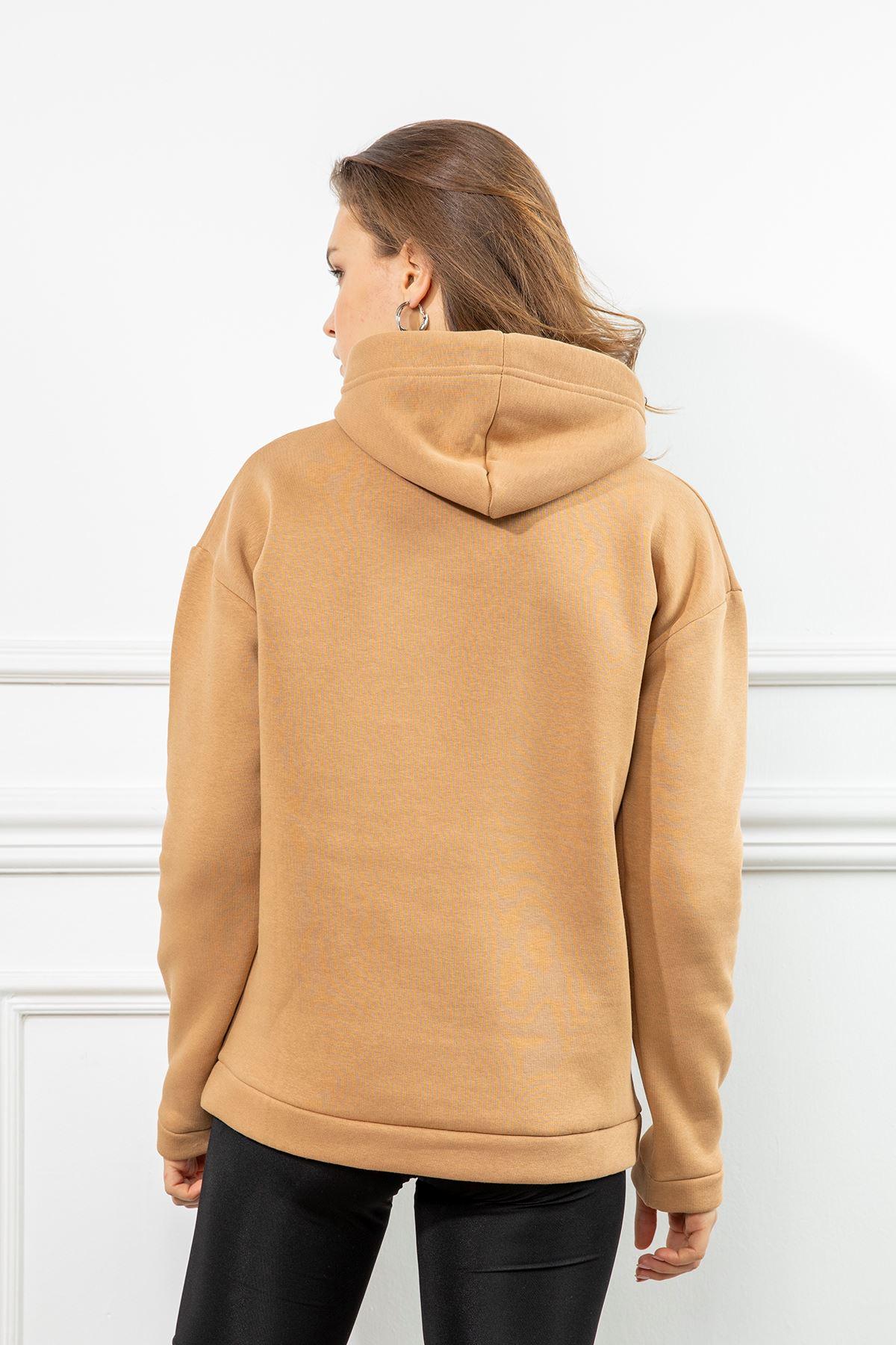 Cepli Sweathirst-Camel