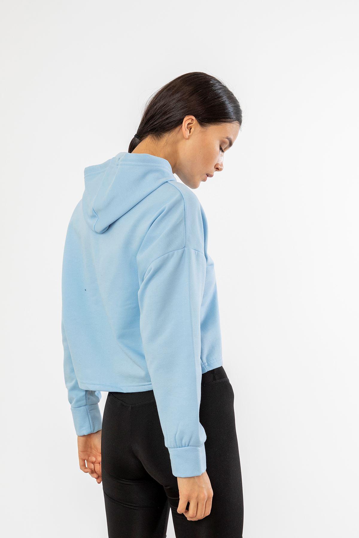 Kapşonlu Sweatshirt-Bebemavi