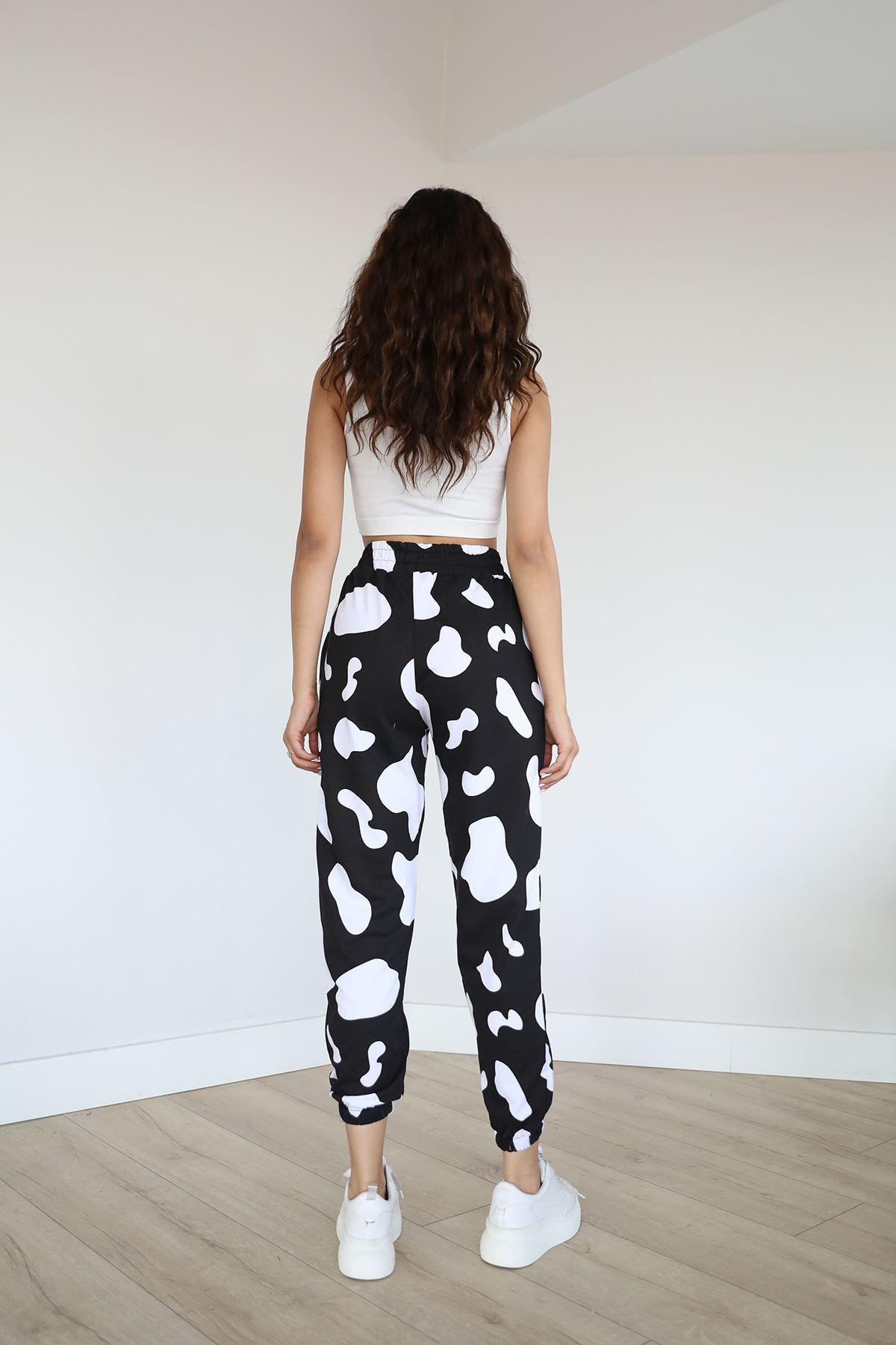 Cow Esoftman Altı-Siyah